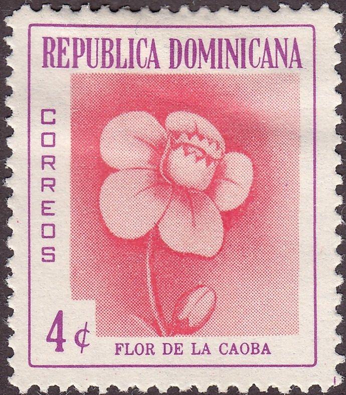 Flor de la Caoba