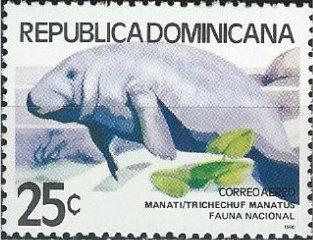 Manatí o vaca marina