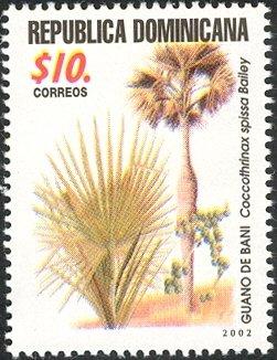 Palmeras endémicas de la Española