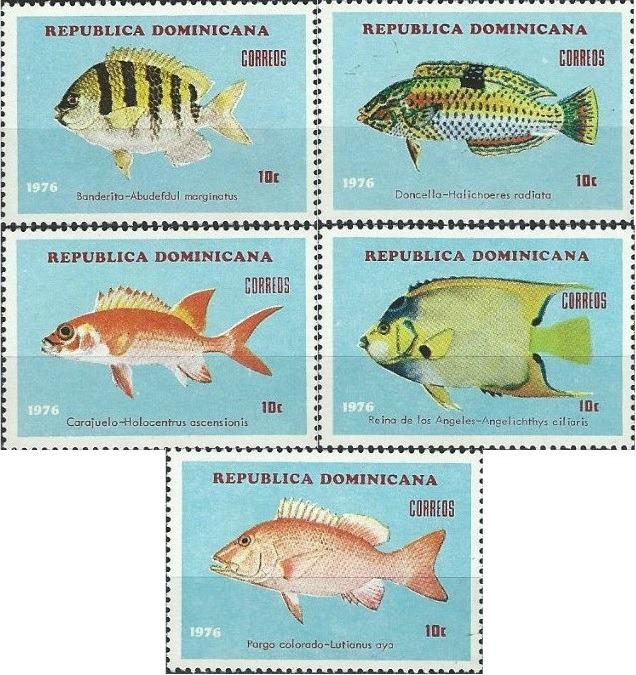 peces de 1976
