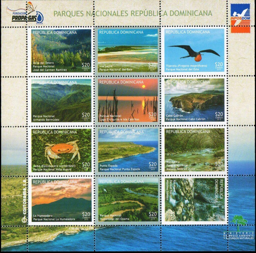 Parques nacionales de la republica dominicana