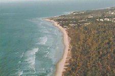 Playa en Gambia