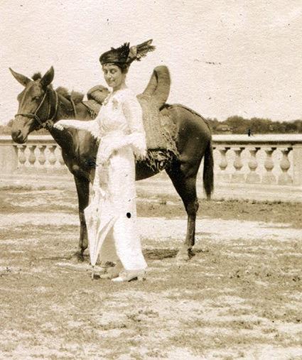 Maury en Rep. Dom. 1916